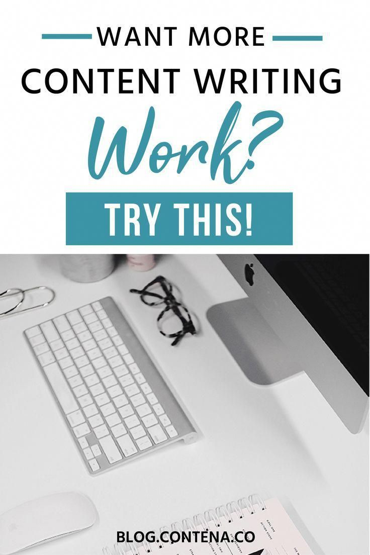 If You Want To Get More Content Writing Work We Have The Tips You Need Working As A Content Writer Ca Content Writing Freelance Writing Creative Writing Jobs