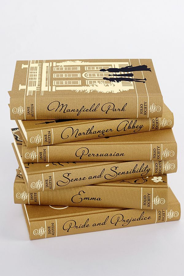 Stunning collector's editions of Jane Austen's timeless novels from The Folio Society, now including Northanger Abbey and Mansfield Park. Produced in series with stunning gold bindings and exclusive illustrations, these exquisite novels are a perfect gift for any Austen fan.