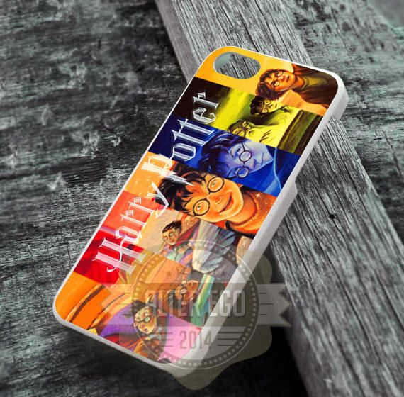 Harry Potter Book Cover Collage : Images about iphone case on pinterest logos