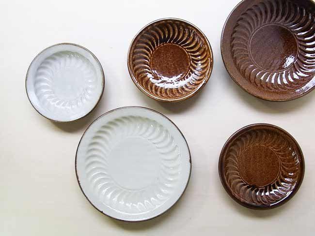 室生窯 : miyagiya 沖縄の陶器やちむん しのぎシリーズ