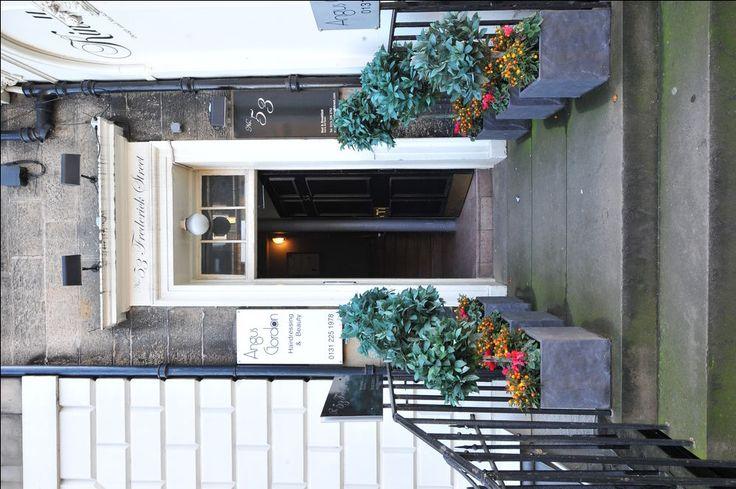 No. 53 Frederick Street, Edinburgh, Hotel Entrance
