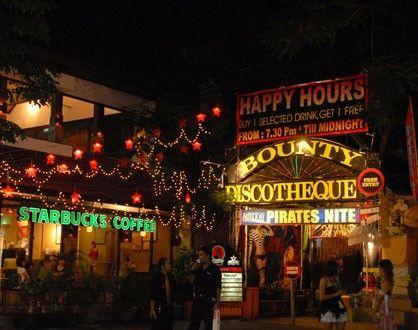 Bounty Discotheque - Kuta Bali