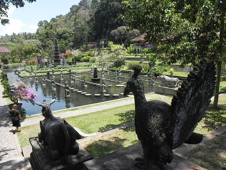 Tirta Gangga Water Gardens, Bali