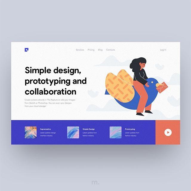 Pin Em Ui Ux Web Design