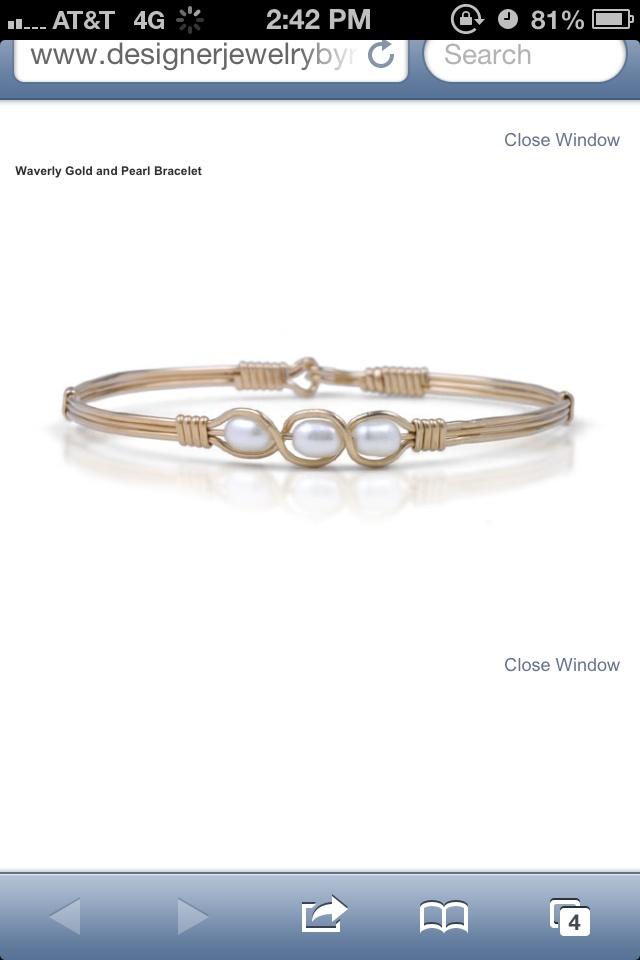 the waverly ronaldo bracelets accessorize