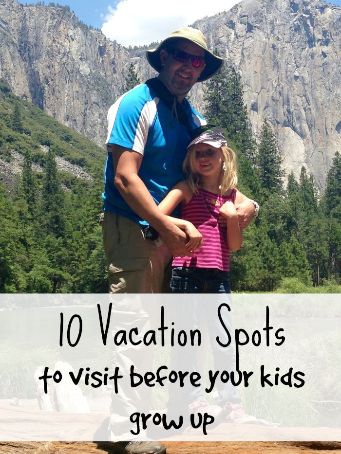 Need inspiration for your next big family trip? Check out these 10 recommendations guaranteed to inspire