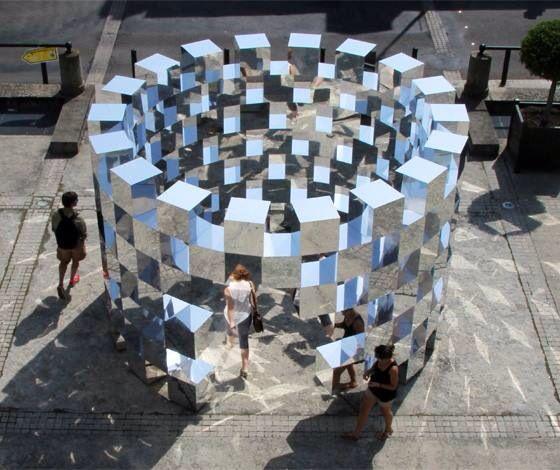 Mirrored Pavilion