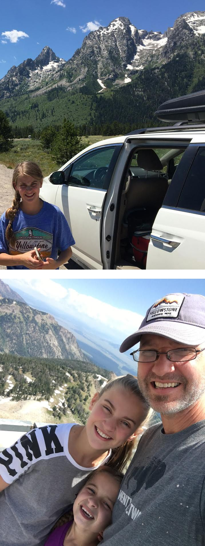 "Check out where our good friends, the McCorry's took their new Honda Odyssey! He wrote to us... ""The Honda is treating us great!! 7,000 miles and counting! Grand Teton National Park!"" Thank you for sending us the great photos!"
