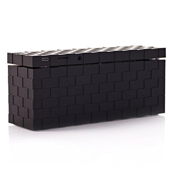 (Black) Magic Outdoor Box Wireless Bluetooth Speaker Phone Stereo Mini Subwoofer Speakers - Brought to you by Avarsha.com