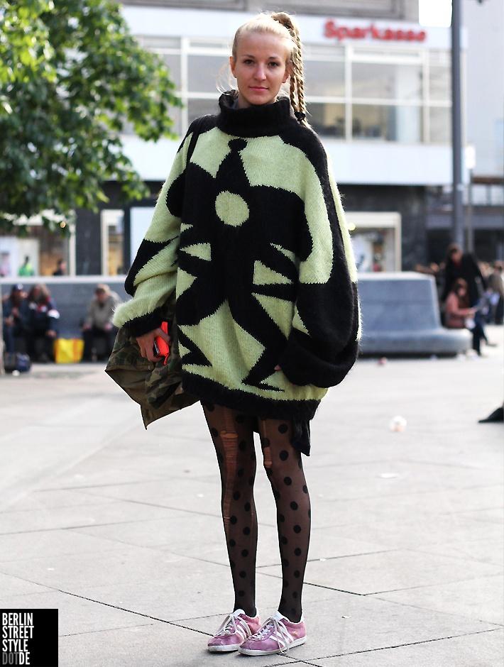Berlin street fashion