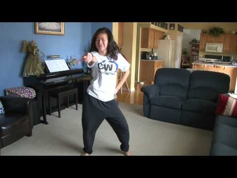 Ka$ha Die Young pom cheer dance routine Kasha choreography easy to learn step by step move Tutorial