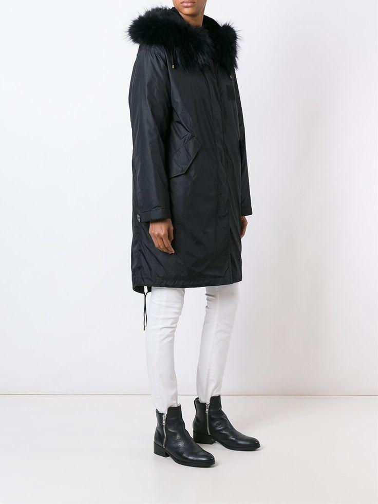 #army #yvessalomon #black #jacket #women #parka #new www.jofre.eu