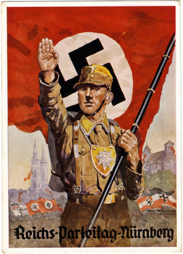 Philasearch.com - Third Reich Propaganda, Events and Party Rallies, Party Rally 1935