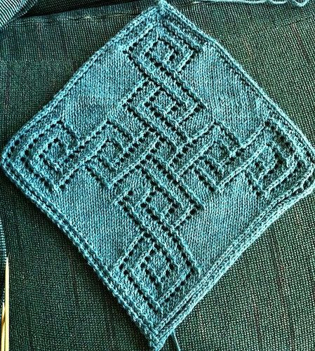 Celtic Knot Knitting Pattern Book : 1000+ images about lace knitting for curtains. on Pinterest Cable, Lace and...