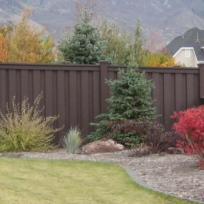 homey inspiration home depot garden fencing. Woodland Brown Wood Plastic Composite Board On Privacy Fence Panel Kit 12 best Modern  Contemporary Ideas images on Pinterest