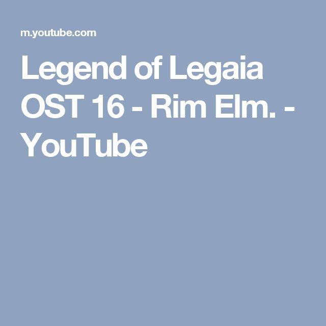 Legend of Legaia OST 16 - Rim Elm. - YouTube