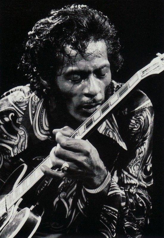 Chuck Berry - Johnny B. Goode - http://www.youtube.com/watch?v=ZFo8-JqzSCM