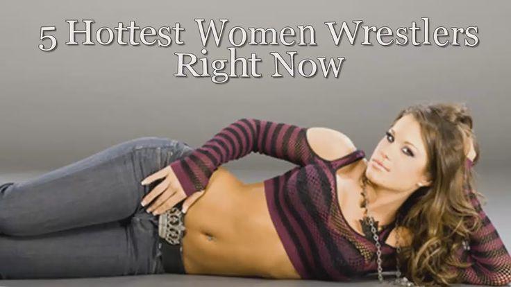 5 Hottest Women Wrestlers Right Now | WWE Divas & TNA Girls |