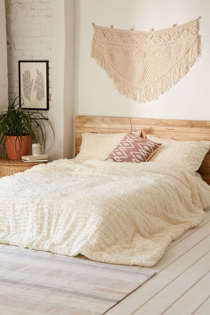 comforter instead of anthro or shams to use with anthro comforter