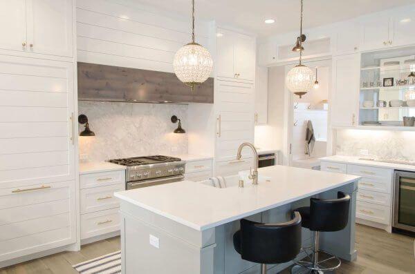 Oświetlenie do kuchni - kilka istotnych porad, które znacznie ułatwią proces planowania oświetlenia kuchennego-sprawdź i nie popełnij błędu.