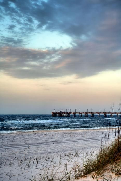 17 best images about piers on pinterest lakes north for Pier fishing gulf shores al
