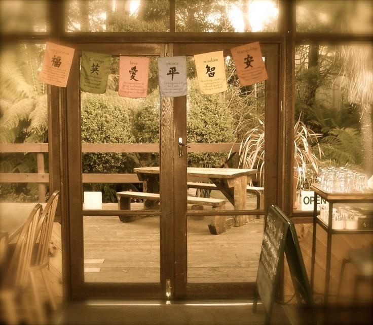 Secret Buddha Cafe - Burnie, Tasmania