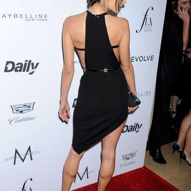 Alessandra Ambrosio at Daily Front Row's Fashion Los Angeles Awards
