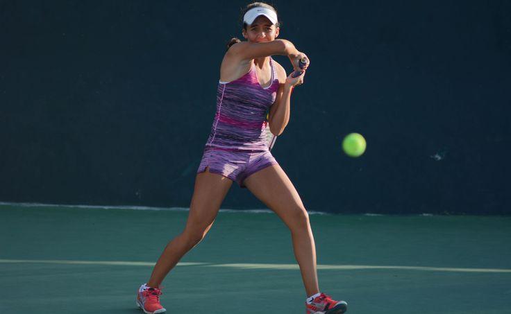 Marijo Zacarías  Tenista Potosina  ITF tournament Querétaro  Sports and Luxury