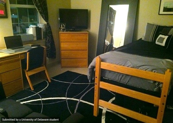 Winner Of The Most Inviting RA Room In Housing Assignment Services From  Floor To Wall Contest Part 47