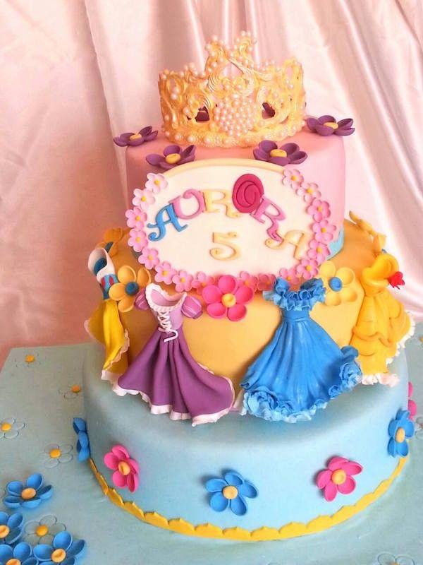 1000 Images About Pasteles De Princesas On Pinterest