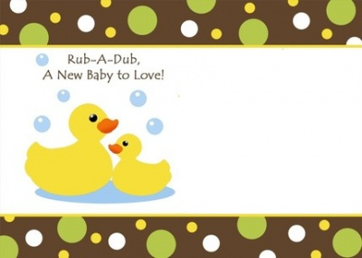 17 Best Images About Rubber Duck Baby Shower On Pinterest
