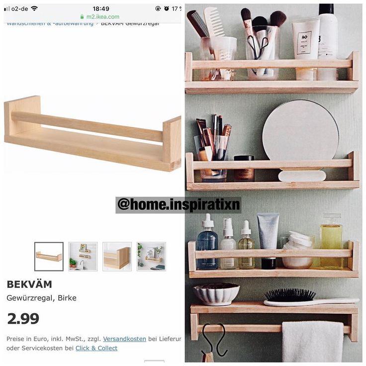 • Anzeige / Werbung • Hay ihr lieben heute habe ich ein IKEA-Hack. Wenn ihr – Ann-Kathrin Luy