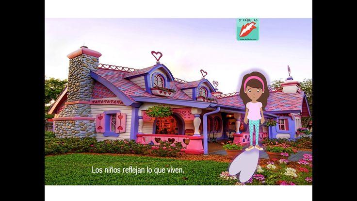 Play +Create + Shop Online www.defabulas.com  Los niños reflejan lo que viven.