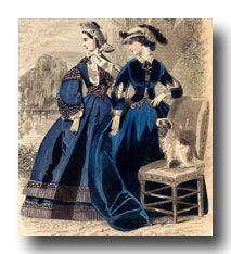 Viktorianska klänningar - 2