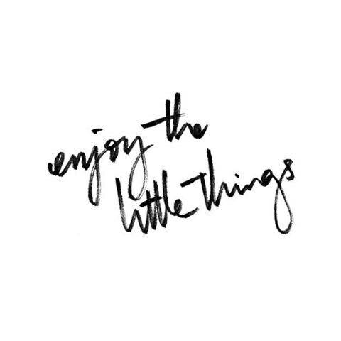 little things, love, minimalism, plain, simple