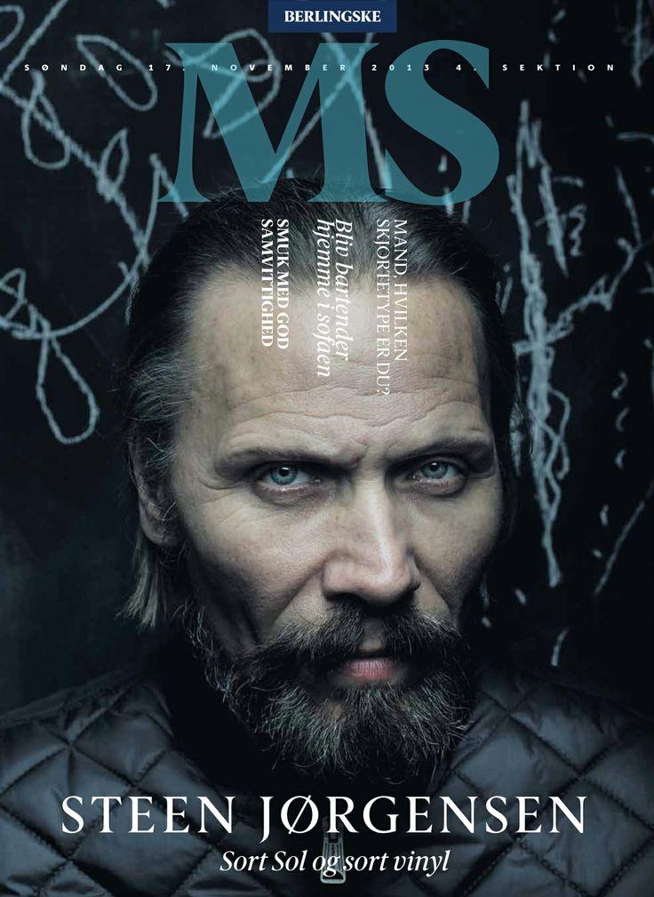 MS, Cover, 2013, Foto: Mads Nissen, Steen Jørgensen