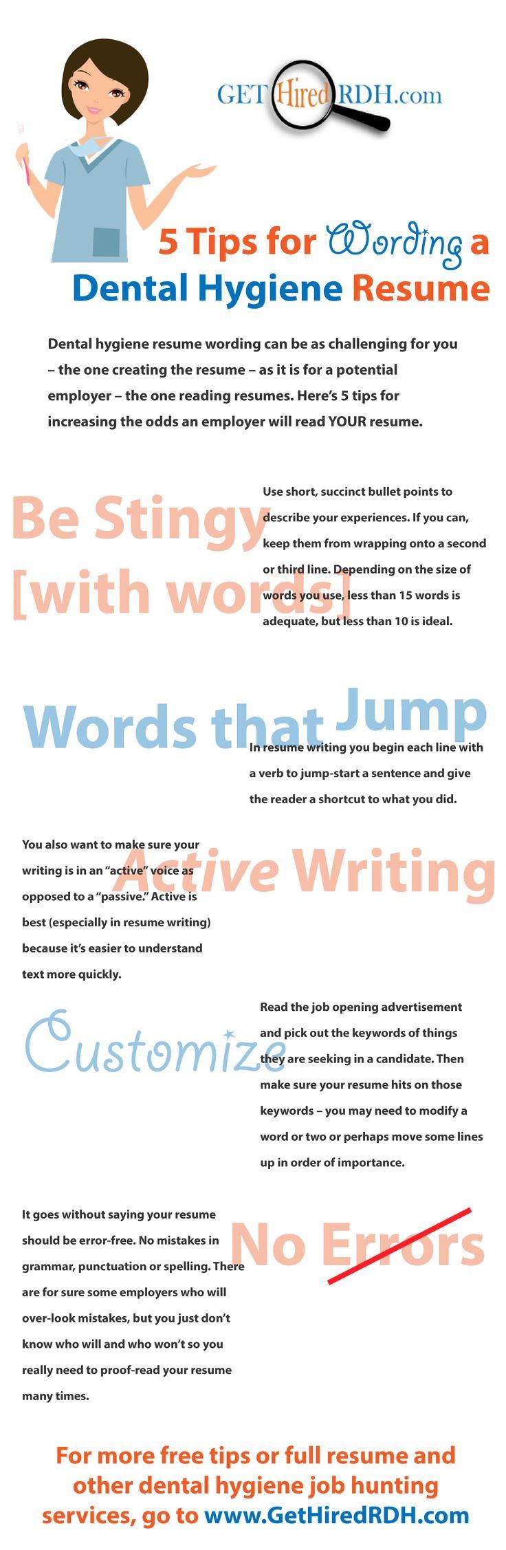 5-Tips-for-Wording-a-Dental-Hygiene-Resume