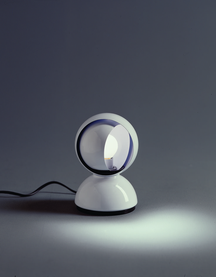 Eclisse White by Vico Magistretti (1967) http://www.artemide.us/?page=main/flypage&pageTitle=Eclisse%20photo%202&product_id=1034&layout=features