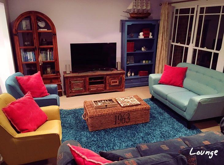 Beaches Mollymook - Lounge Room