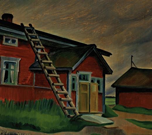 VILHO LAMPI Matinlauri (1931)
