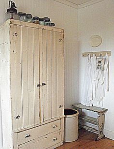 Rustic Pantry Cabinet With + Images About Rustic Furniture On Pinterest Pie  Safe With Maple Kitchen