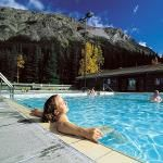 Miette Hot Springs Relaxation