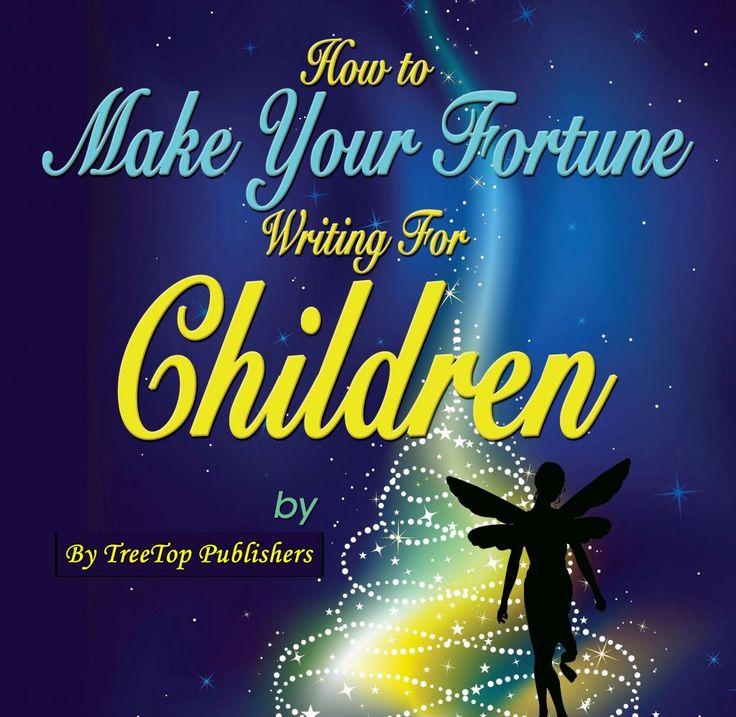 Make Money from Home Writing Books for Children