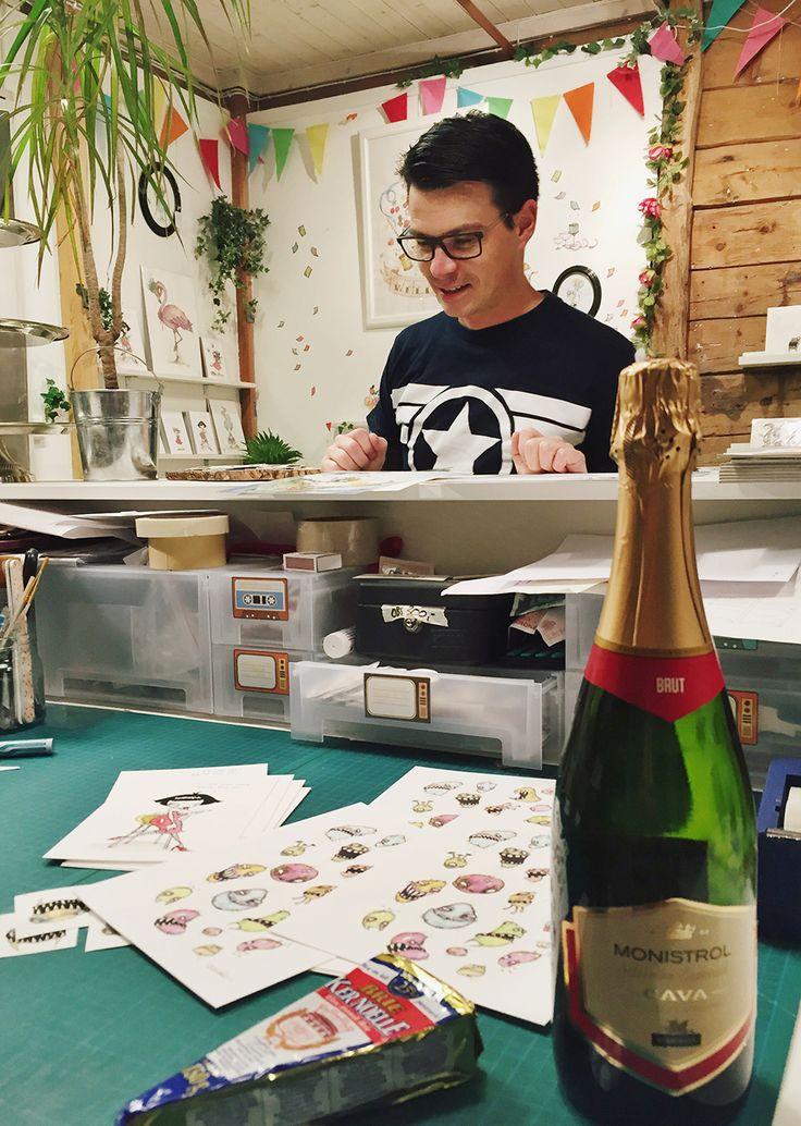 champagne_brut_tropical_shop_bryggen_bergen_gunvor_rasmussen
