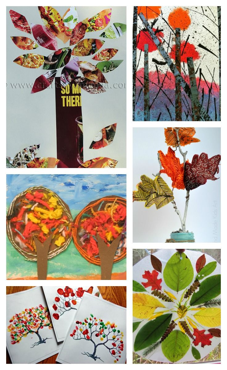 12 Amazing Fall Art Projects for Kids