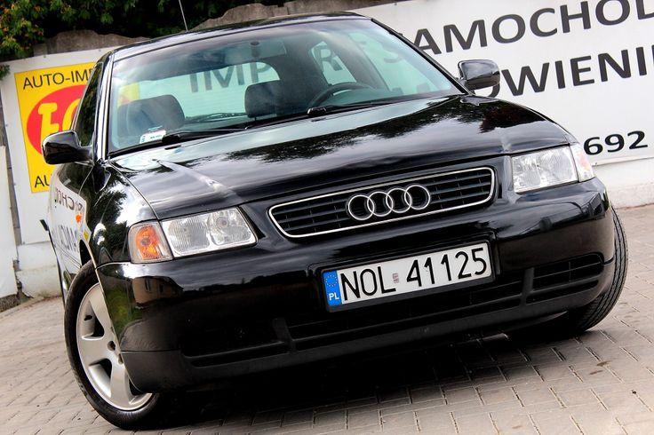 Audi A3 1.6 SR 102KM
