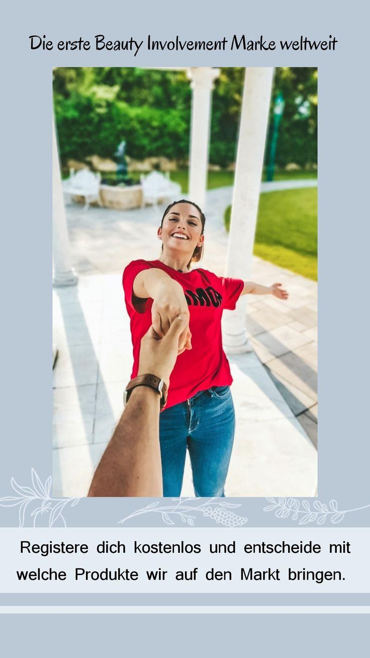 Die erste Beauty Involvement Marke weltweit   entscheide welche Produkte wir auf den Markt bringen   – Tanja Savic   Youtiful Österreich   dein Weg in die finanzielle Freiheit