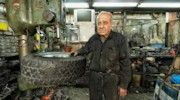 Ali Nablusi, machinist (Tel Aviv, Dec '09)  Omer Calev, 360° Photography