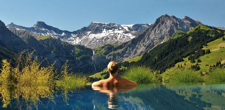 Wellnesshotel Schweiz | Wellness Hotel Adelboden | Alpen-Spa Schweiz | The Cambrian Hotel