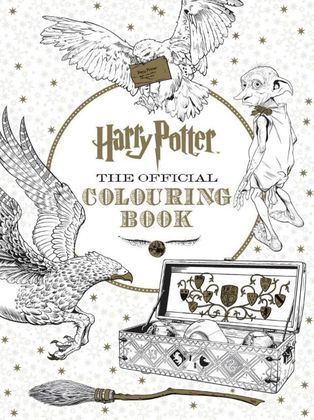 Packed with stunning pieces of artwork from the Warner Bros. archive, this book gives fans the chance to colour in the vivid settings and beloved characters of J.K. Rowling's wizarding world.